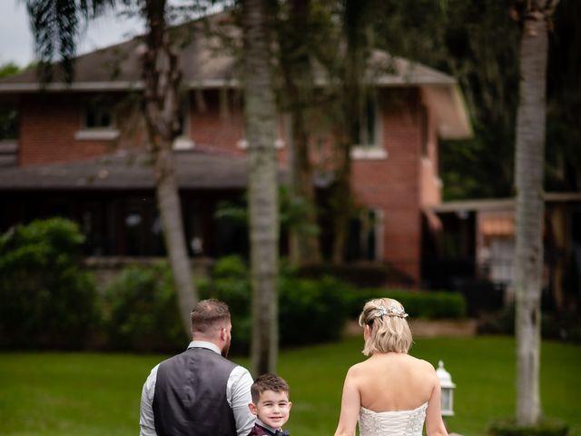 Haley and Alex's Wedding in Auburndale, Florida 17