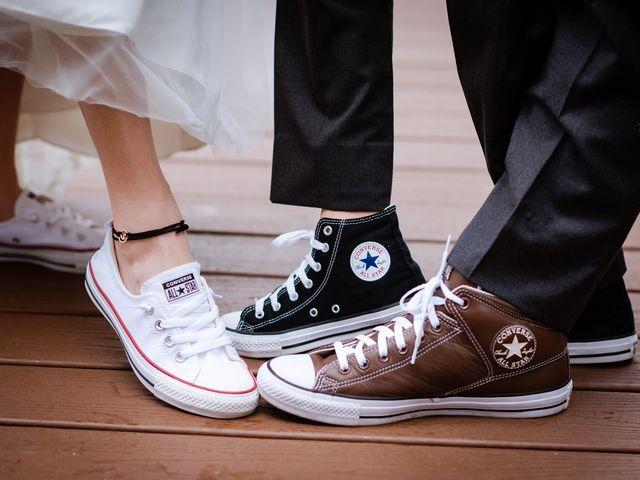 Haley and Alex's Wedding in Auburndale, Florida 18