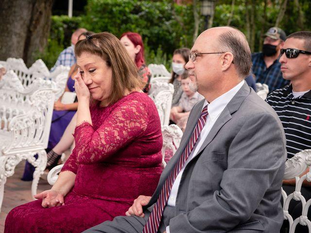 Haley and Alex's Wedding in Auburndale, Florida 28