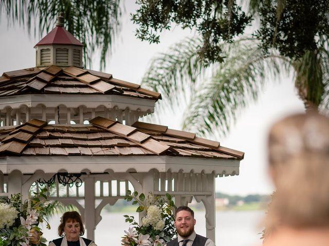 Haley and Alex's Wedding in Auburndale, Florida 30