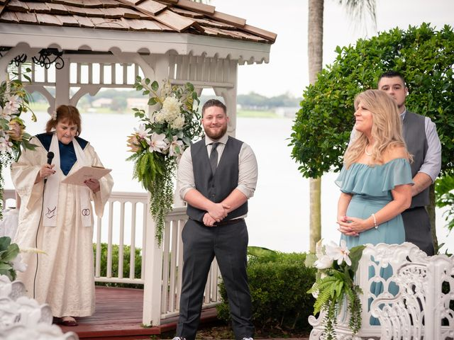 Haley and Alex's Wedding in Auburndale, Florida 31