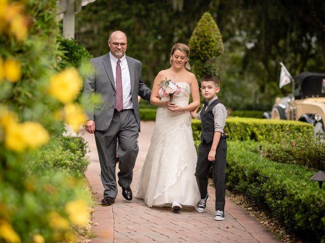 Haley and Alex's Wedding in Auburndale, Florida 1