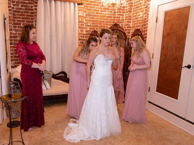 Haley and Alex's Wedding in Auburndale, Florida 38
