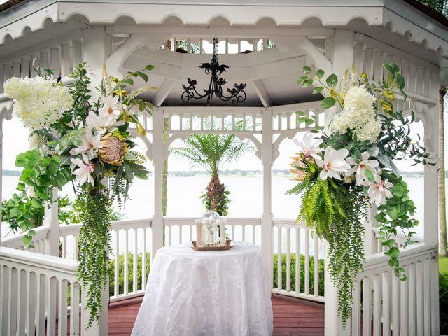 Haley and Alex's Wedding in Auburndale, Florida 2