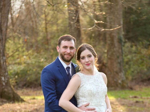 Jordan and Erica's Wedding in Asheville, North Carolina 3