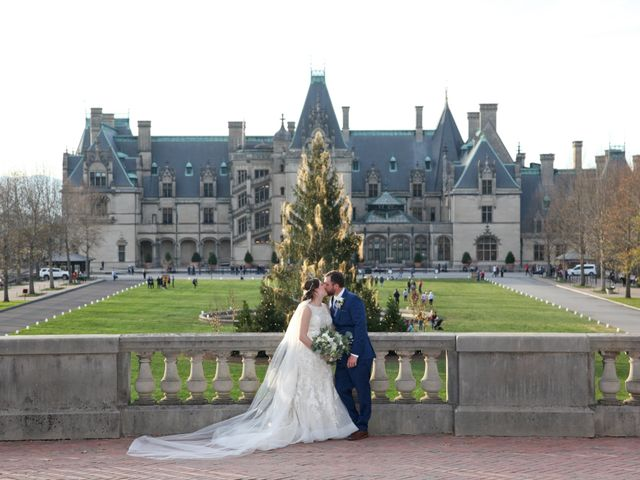 The wedding of Erica and Jordan