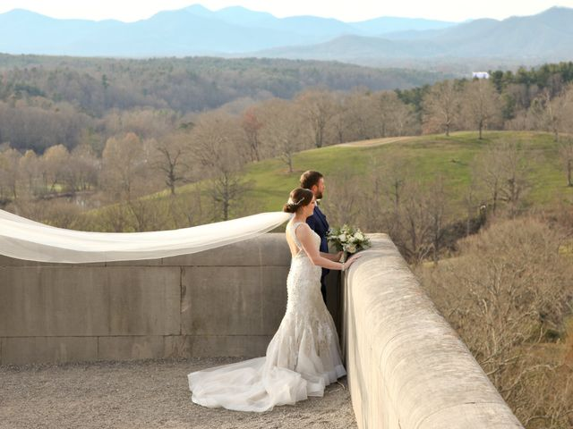 Jordan and Erica's Wedding in Asheville, North Carolina 6