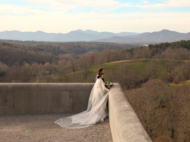 Jordan and Erica's Wedding in Asheville, North Carolina 7