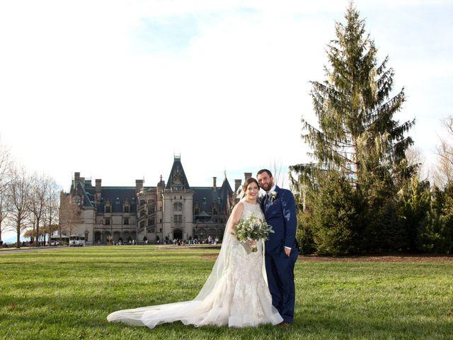 Jordan and Erica's Wedding in Asheville, North Carolina 11