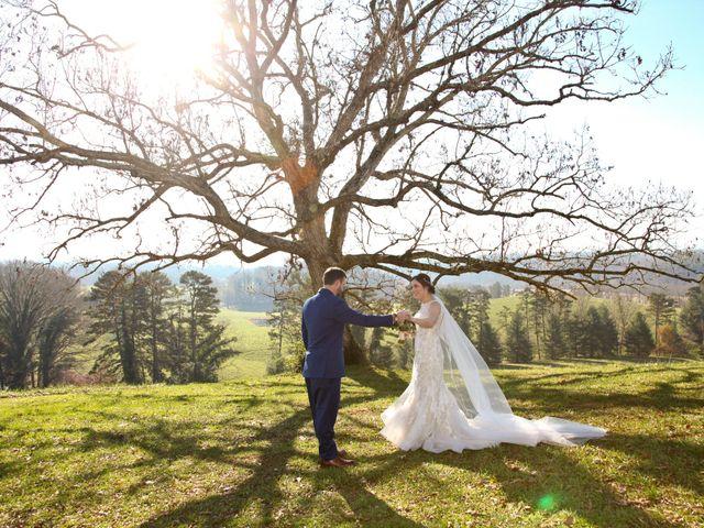Jordan and Erica's Wedding in Asheville, North Carolina 16