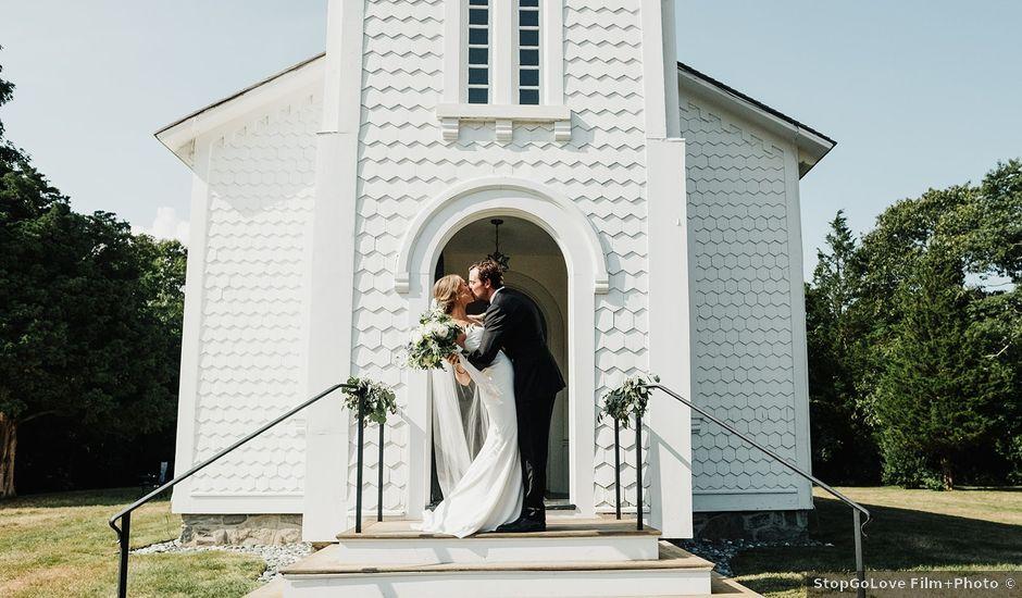 Thomas and Annaliese's Wedding in Warwick, Rhode Island