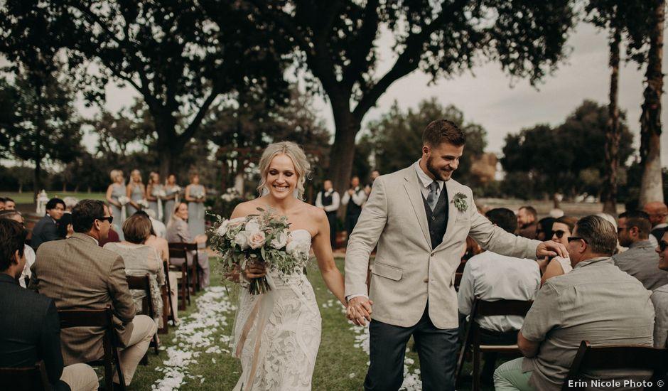 Matt and Jamie's Wedding in Stockton, California