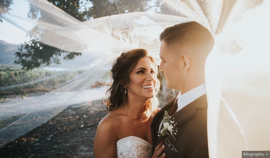 Jennifer and Ryan's Wedding in Camarillo, California