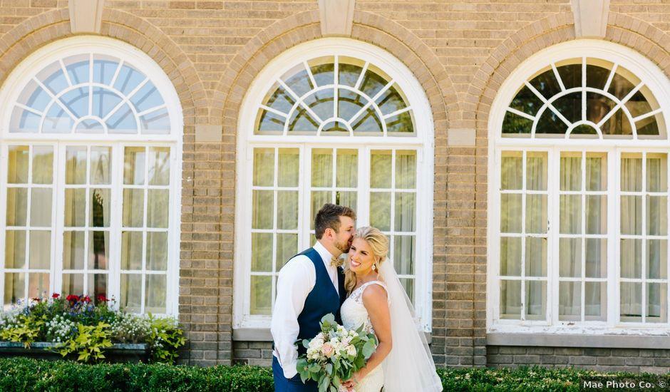 Kyle and Ellen's Wedding in Holland, Michigan