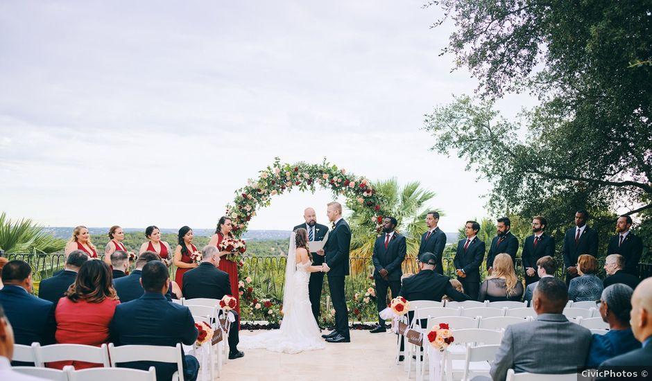 Brittany and Alex's Wedding in Austin, Texas