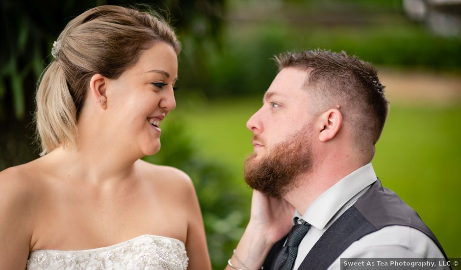 Haley and Alex's Wedding in Auburndale, Florida
