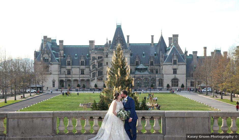 Jordan and Erica's Wedding in Asheville, North Carolina