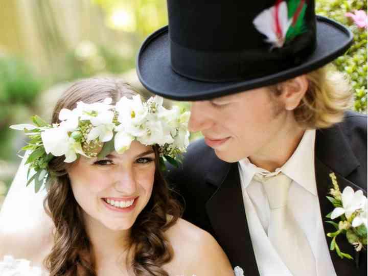 The wedding of Derek and Stephanie