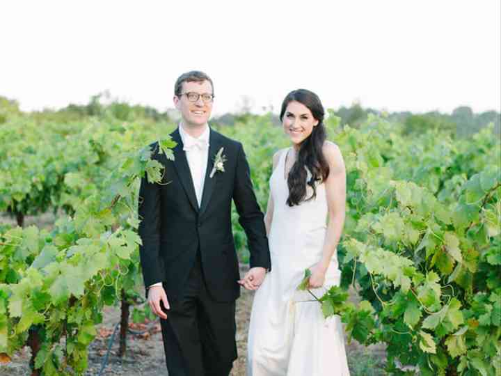The wedding of Andy and Kaylan