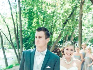 The wedding of Ryan and Jennifer 3