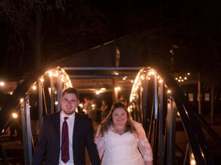The wedding of Madison and James