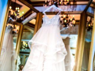 The wedding of Kristen and John 1
