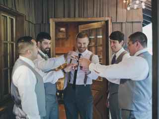 Ike and Hayley's Wedding in Sublimity, Oregon 3