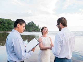 The wedding of Stacey and Tom 3