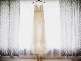 The wedding of Khrystyne and Brendan 1