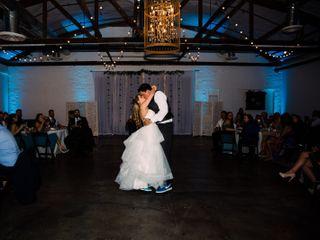 The wedding of Courtney and Aaron 2