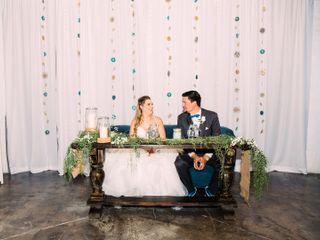 The wedding of Courtney and Aaron 3