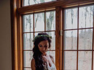 The wedding of Marissa and Tom 1