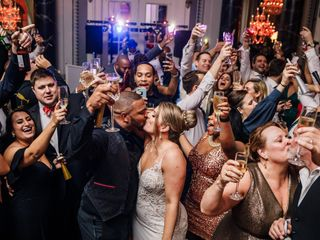 The wedding of Katie and Jamel 3