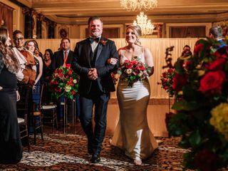 The wedding of Katie and Jamel 2