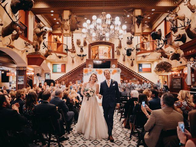 The wedding of Jennifer and Robert