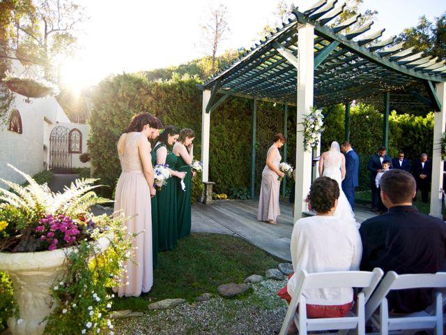 Joel and Abbie's Wedding in Lake Lure, North Carolina 2