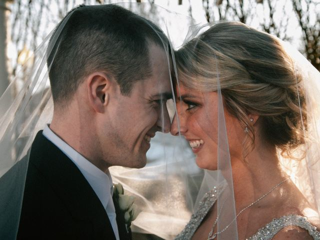 Zach and Megan's Wedding in Valparaiso, Indiana 11