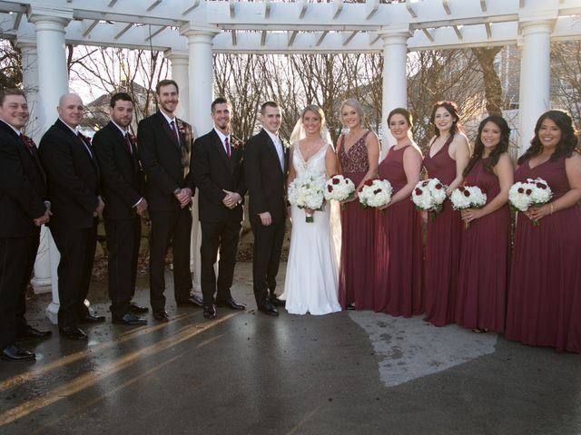 Zach and Megan's Wedding in Valparaiso, Indiana 12