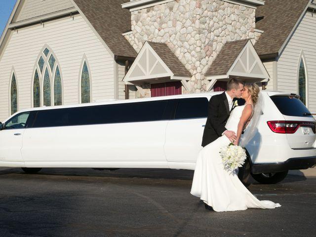 Zach and Megan's Wedding in Valparaiso, Indiana 13