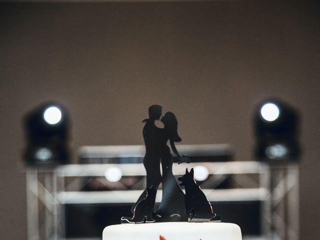 Zach and Megan's Wedding in Valparaiso, Indiana 17