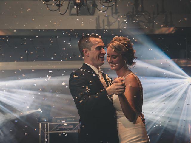 Zach and Megan's Wedding in Valparaiso, Indiana 19