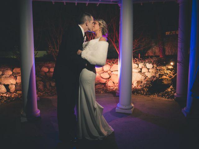 Zach and Megan's Wedding in Valparaiso, Indiana 22
