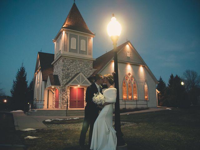 Zach and Megan's Wedding in Valparaiso, Indiana 23