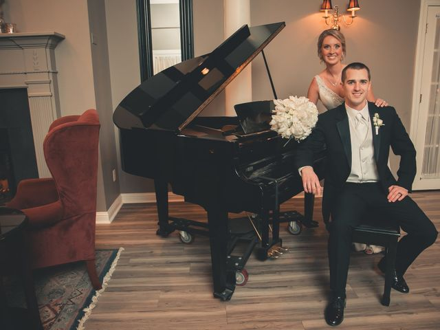 Zach and Megan's Wedding in Valparaiso, Indiana 24