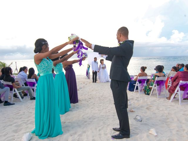 Mr Christopher Conolly  and Mrs Julie Conolly's Wedding in Grand Cayman, Cayman Islands 2