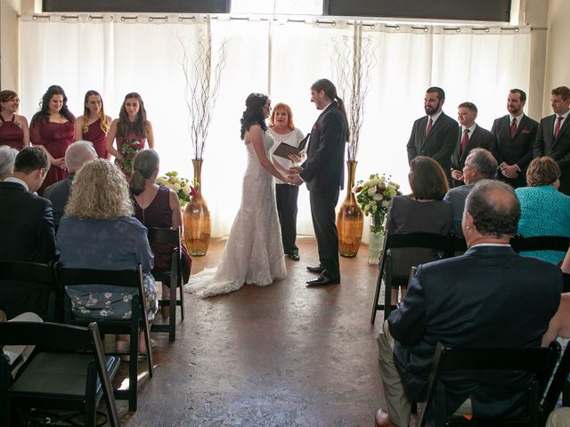Perry and Emilie 's Wedding in Greenville, South Carolina 4