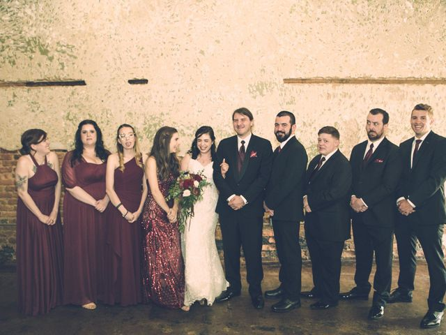 Perry and Emilie 's Wedding in Greenville, South Carolina 7