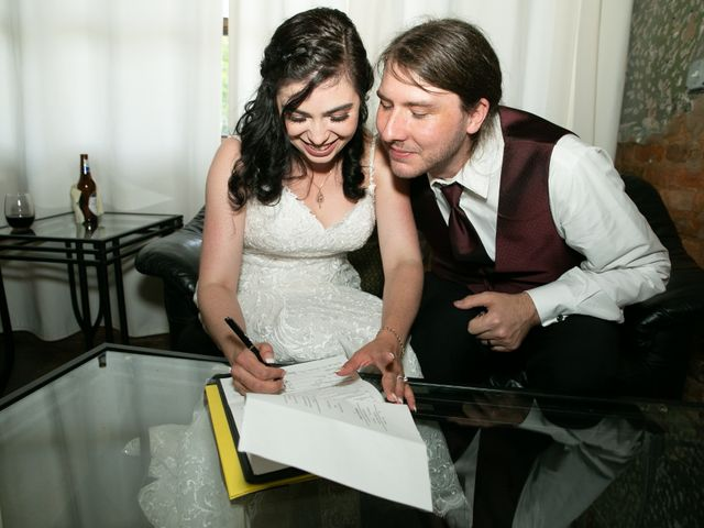 Perry and Emilie 's Wedding in Greenville, South Carolina 18