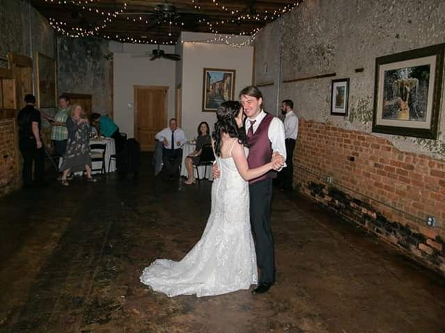 Perry and Emilie 's Wedding in Greenville, South Carolina 19