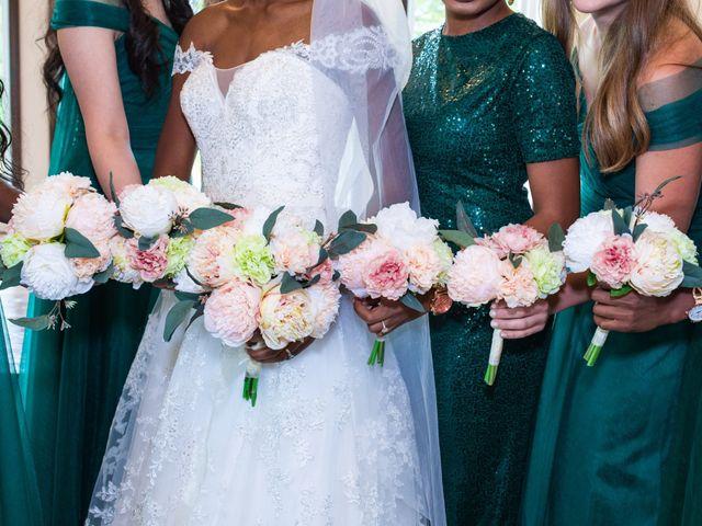 Innocent and Mercy's Wedding in Gunter, Texas 14